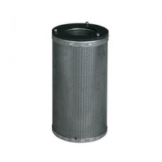 Activated carbon cartridge filters