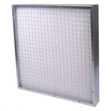 Foam sheets, media pads and metal pad holding frames